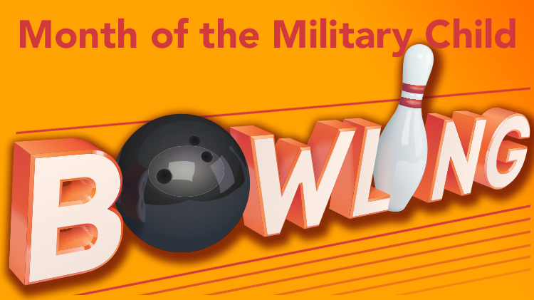 Month of the Military Child Bowling
