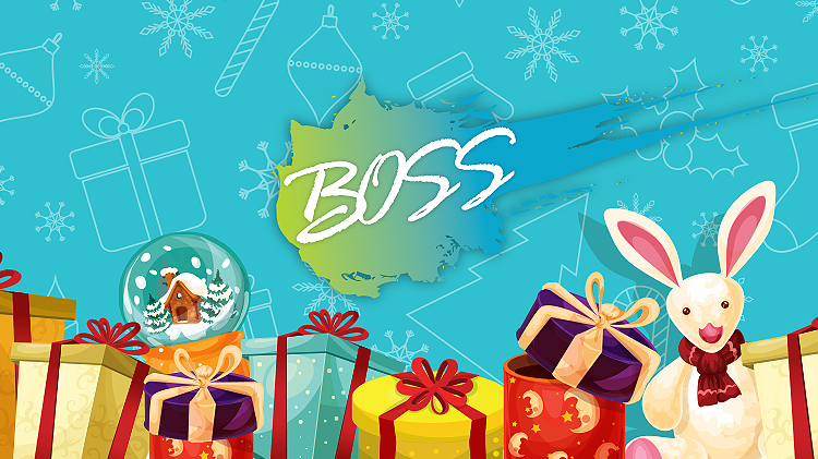 BOSS: Holiday Toy Giveaway for Single Parent