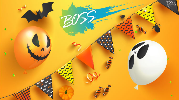 BOSS Halloween Party