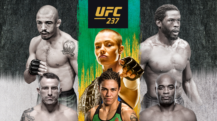 UFC 237 Fight Night Watch Party