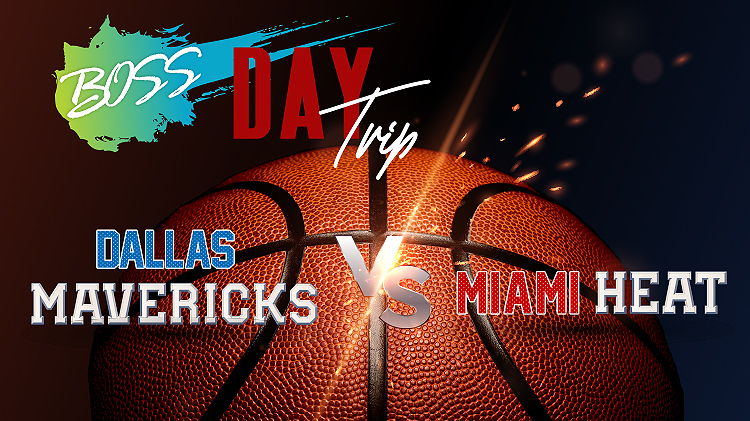 BOSS: Day Trip, Dallas Mavericks vs Miami Heat