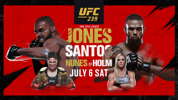 UFC 239 Fight Night Watch Party