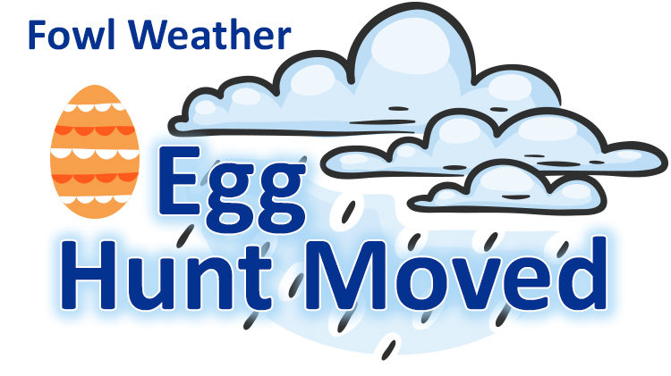 Fowl Weather Egg Hunt