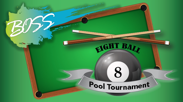 BOSS 8-Ball Pool Tournament