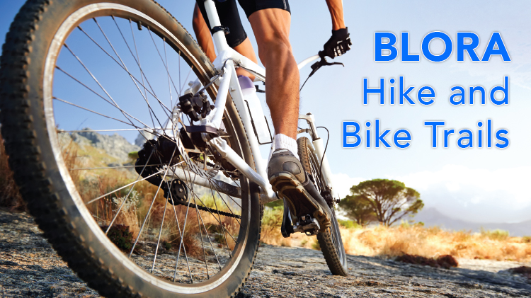 BLORA Hike and Bike Trails