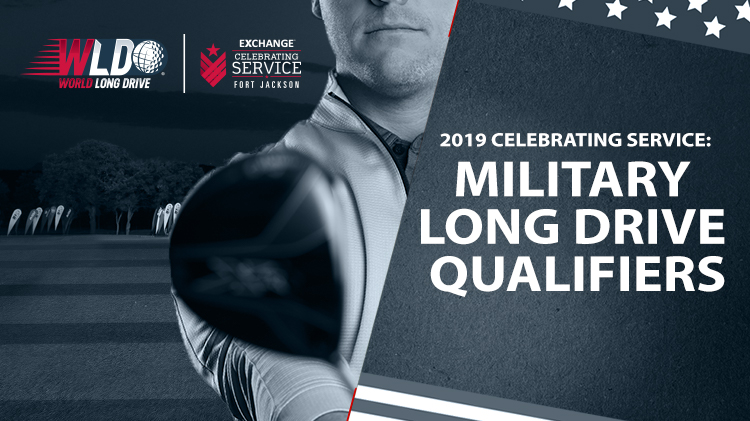 Fort Hood World Long Drive 2019 Military Qualifiers