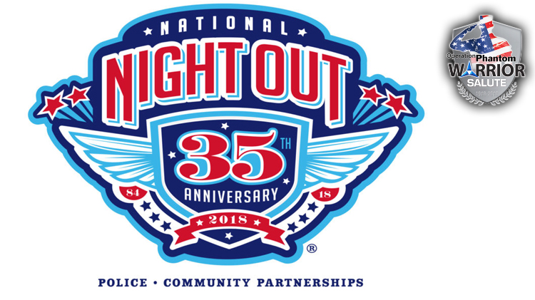 National Night Out and BBQ Festival
