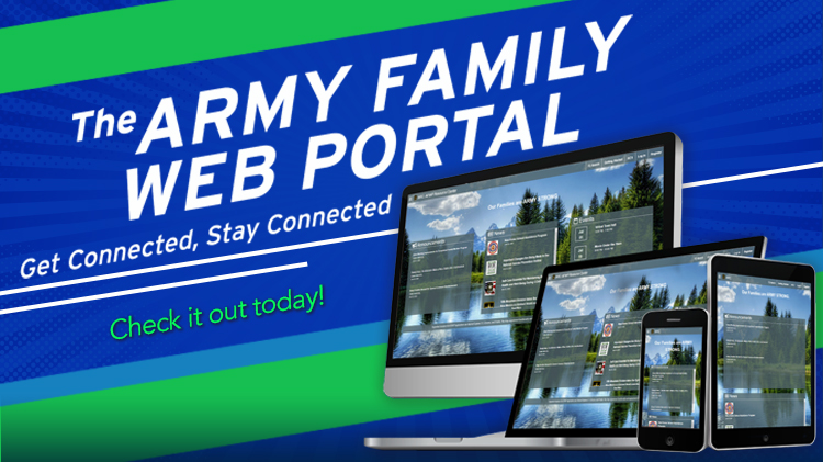 Army Family Web Portal