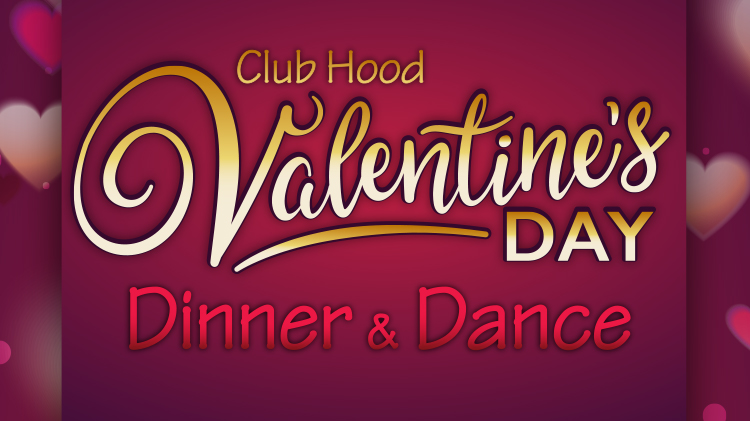 Valentine's Day Dinner and Dance