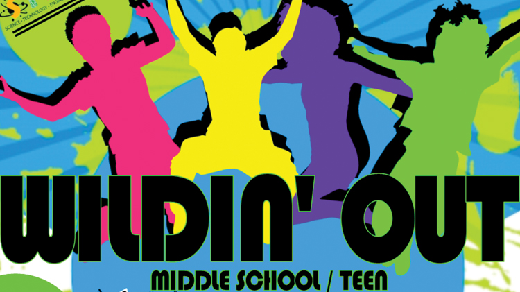 Wildin' Out - Summer Camp for Middle School and Teens