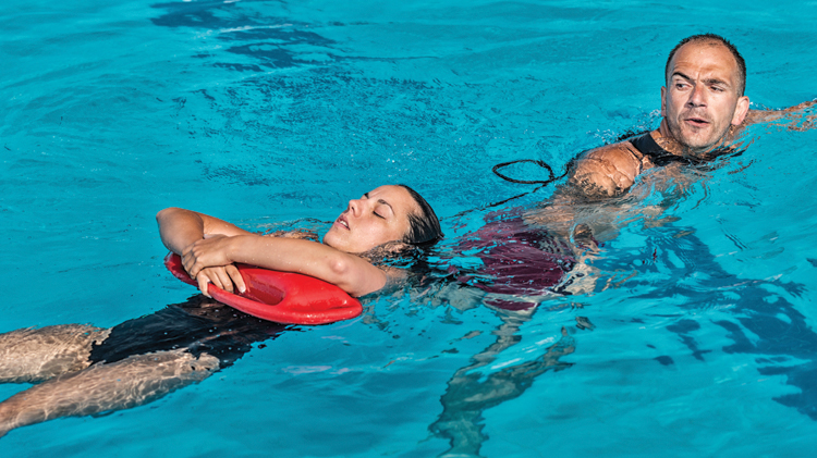 Lifeguard and Waterfront Certification Classes
