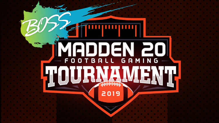 Madden 20 Football Gaming Tournament