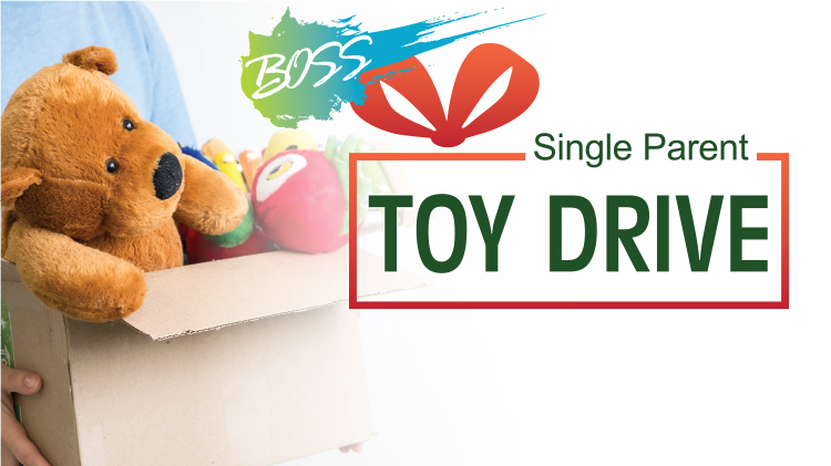 BOSS: Single Military Parent Toy Drive