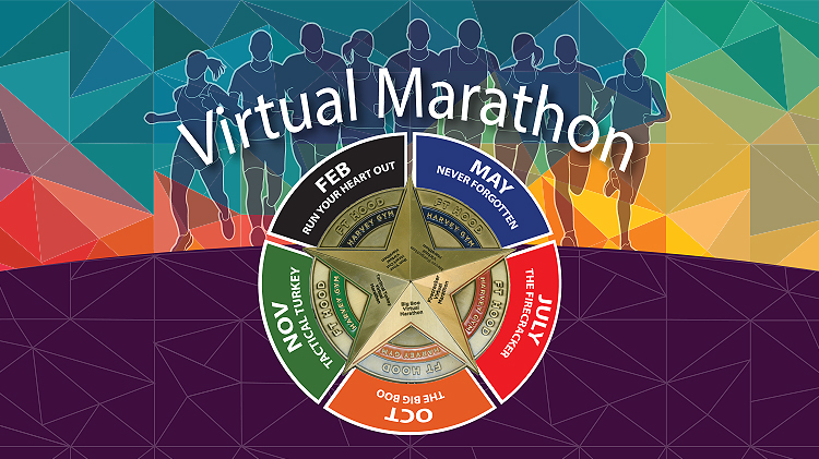 Virtual Marathon: Run Your Heart Out