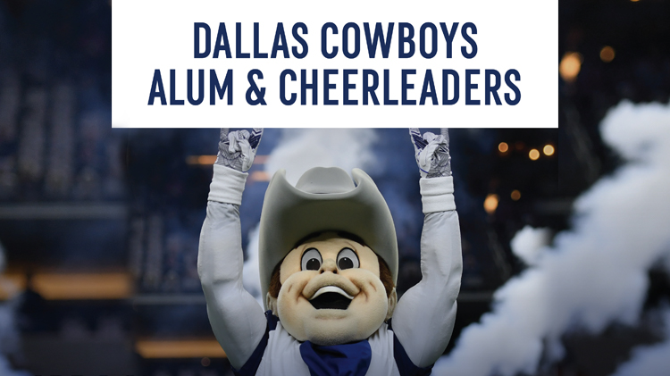 Meet and Greet: Dallas Cowboys Alum & Cheerleaders