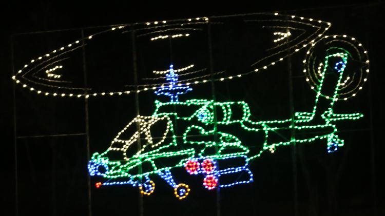 Blora Christmas Lights 2021 View Event Nature In Lights Ft Hood Us Army Mwr