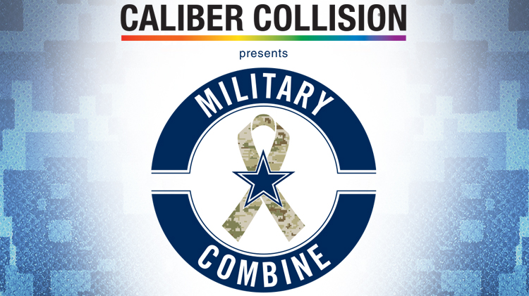 Dallas Cowboys Military Combine