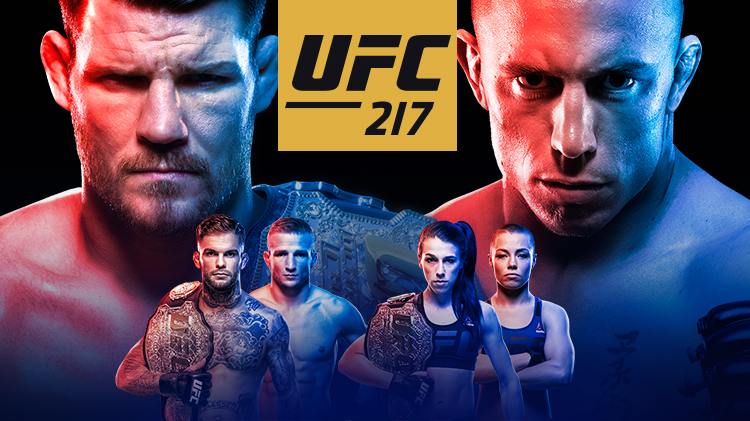 UFC 217 Fight Night Watch Party