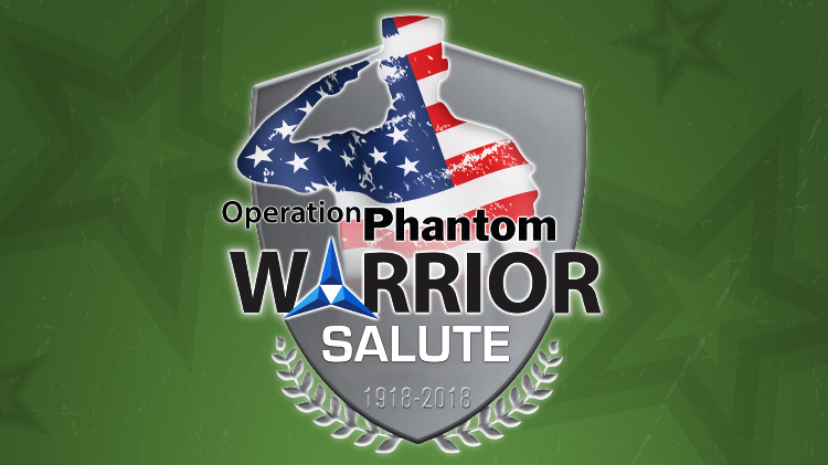 Operation Phantom Warrior Salute